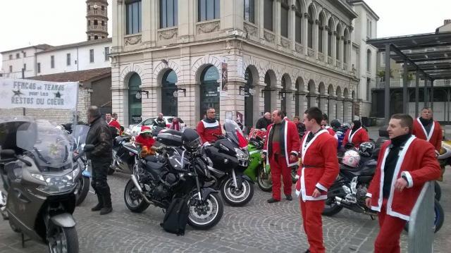 Balade des Pères Noël 2016