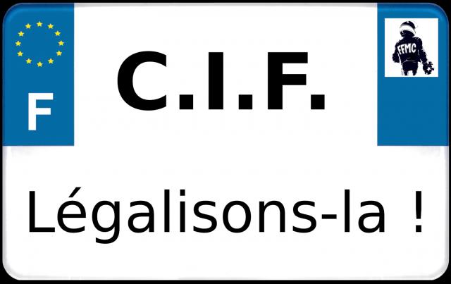 Légalisons la Circulation Inter Files